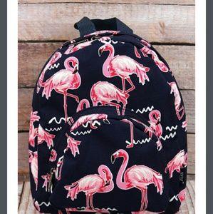 Handbags - New small Flamingo Backpack!